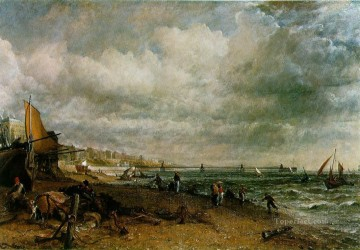 brighton WMM Romantic John Constable Oil Paintings