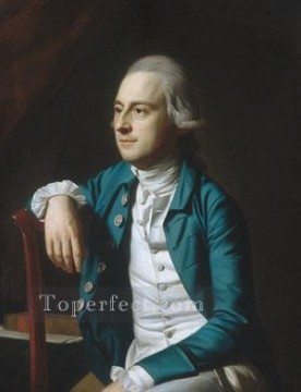 lan art - Gulian Verplanck colonial New England Portraiture John Singleton Copley