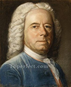 Portraiture Deco Art - Hugh Hall colonial New England Portraiture John Singleton Copley