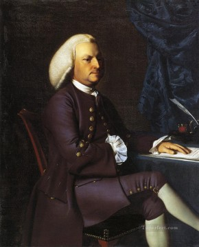Isaac Smith colonial New England Portraiture John Singleton Copley Oil Paintings