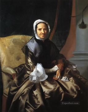 Portraiture Deco Art - Mrs Thomas Boylston Sarah Morecock colonial New England Portraiture John Singleton Copley