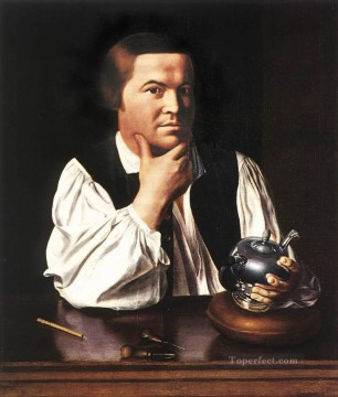 Paul Art - Paul Revere colonial New England Portraiture John Singleton Copley