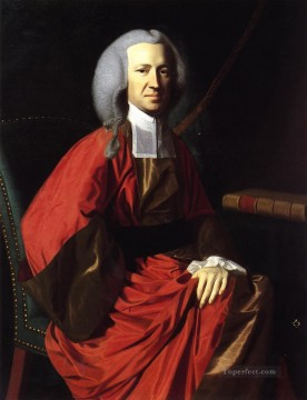 lan art - Portrait of Judge Martin Howard colonial New England Portraiture John Singleton Copley