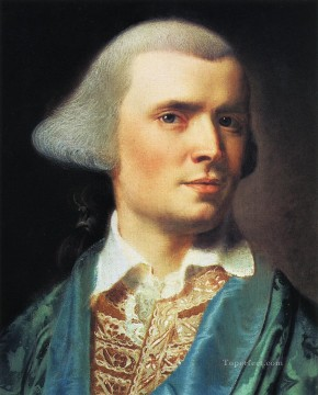 Portrait of the Artist colonial New England Portraiture John Singleton Copley Oil Paintings