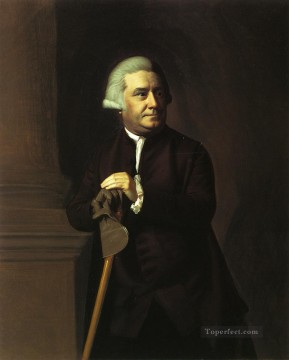 Portraiture Deco Art - Thomas Amory II colonial New England Portraiture John Singleton Copley