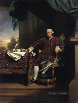 Henry Laurens colonial New England Portraiture John Singleton Copley Oil Paintings