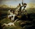 Brrok Watson And The Shark colonial New England John Singleton Copley