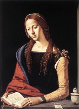 St Mary Magdalene 1490s Renaissance Piero di Cosimo Oil Paintings