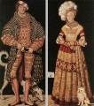 Portraits Of Henry The Pious Renaissance Lucas Cranach the Elder