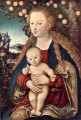 Virgin And Child Renaissance Lucas Cranach the Elder