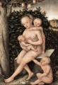 Charity Lucas Cranach the Elder