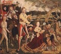 The Martyrdom Of St Catherine 1506 Lucas Cranach the Elder