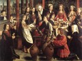 the marriage at cana1wga Gerard David