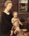 The Madonna of the Milk Soup wga Gerard David