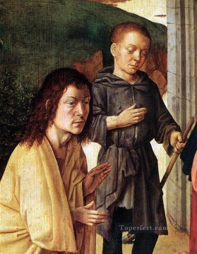 Nativity Art - The Nativity 3 Gerard David