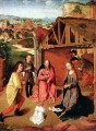 The Nativity 1 Gerard David