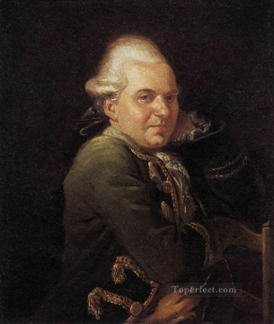 classicism Painting - Portrait of Francois Buron Neoclassicism Jacques Louis David