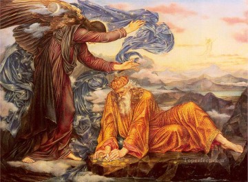 Ear Works - Earthbound Pre Raphaelite Evelyn De Morgan