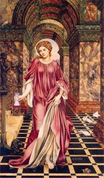 Medea Pre Raphaelite Evelyn De Morgan Oil Paintings
