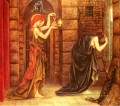 Morgan Eveleyn de Hope In The Prison Of Despair Pre Raphaelite Evelyn De Morgan