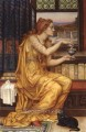 The Love Potion Pre Raphaelite Evelyn De Morgan