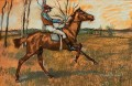 the jockey Edgar Degas