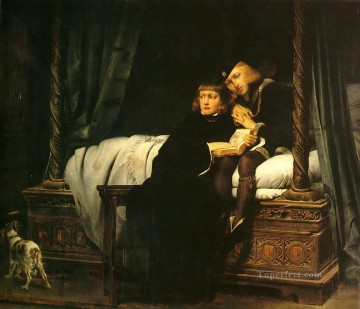 0 Works - The Princes in the Tower 1830 histories Hippolyte Delaroche
