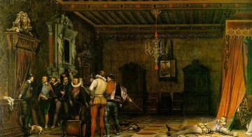 on - assassination 1834 histories Hippolyte Delaroche