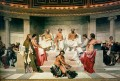 Hemicycle of the Ecole des BeauxArts 1814 centre life size histories Hippolyte Delaroche
