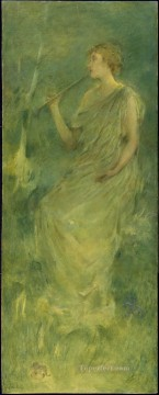 music Thomas Dewing Oil Paintings
