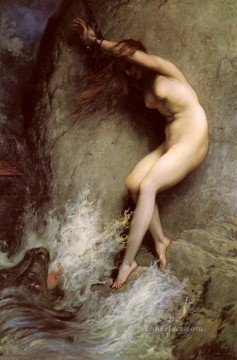 Andromeda Gustave Dore Oil Paintings