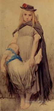 Jeune Mendiant Gustave Dore Oil Paintings