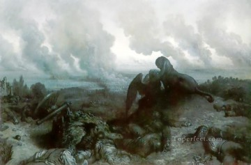 Dore Gustave Dore Oil Paintings