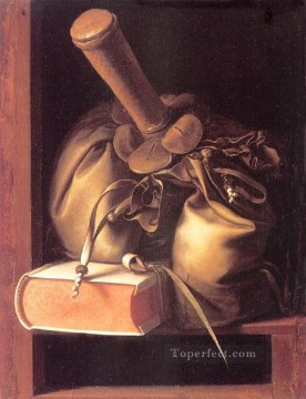life Painting - Still life Gerrit Dou