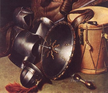 officer Oil Painting - Officer of the Marksman Society in Leiden2 still life Gerrit Dou