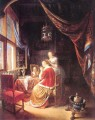 Dress Golden Age Gerrit Dou
