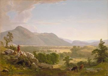 Asher Brown Durand Painting - Dover Plain Asher Brown Durand