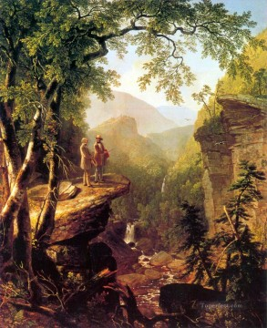 Asher Brown Durand Painting - Kindred Spirits 2 Asher Brown Durand