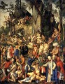 Martyrdom of the Ten Thousand Nothern Renaissance Albrecht Durer