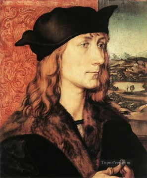 Hans Tucher Nothern Renaissance Albrecht Durer Oil Paintings