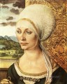 Portrait of Elsbeth Tucher Nothern Renaissance Albrecht Durer
