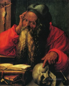 St Jerome Albrecht Durer Oil Paintings