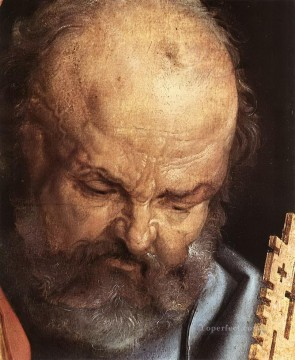 St Peter Albrecht Durer Oil Paintings