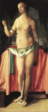 Suicide of Lucretia Albrecht Durer Oil Paintings