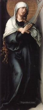 baptism of christ Painting - The Seven Sorrows of the Virgin Mother of Sorrows Albrecht Durer
