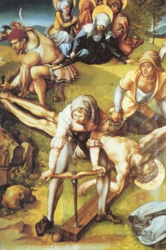 Crucifixion Albrecht Durer Oil Paintings