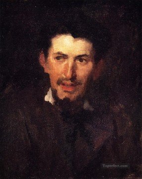 portrait Painting - Portrait of a Fellow Artist portrait Frank Duveneck