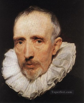 Anthony van Dyck Painting - Cornelis van der Geest Baroque court painter Anthony van Dyck