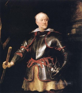 Anthony van Dyck Painting - Portrait of a Member of the Balbi Family Baroque court painter Anthony van Dyck