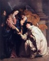 Blessed Joseph Hermann Baroque court painter Anthony van Dyck